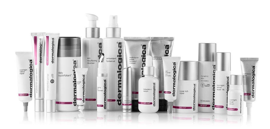 Dermalogica products available from Lady Grace Nail and Skin Centre